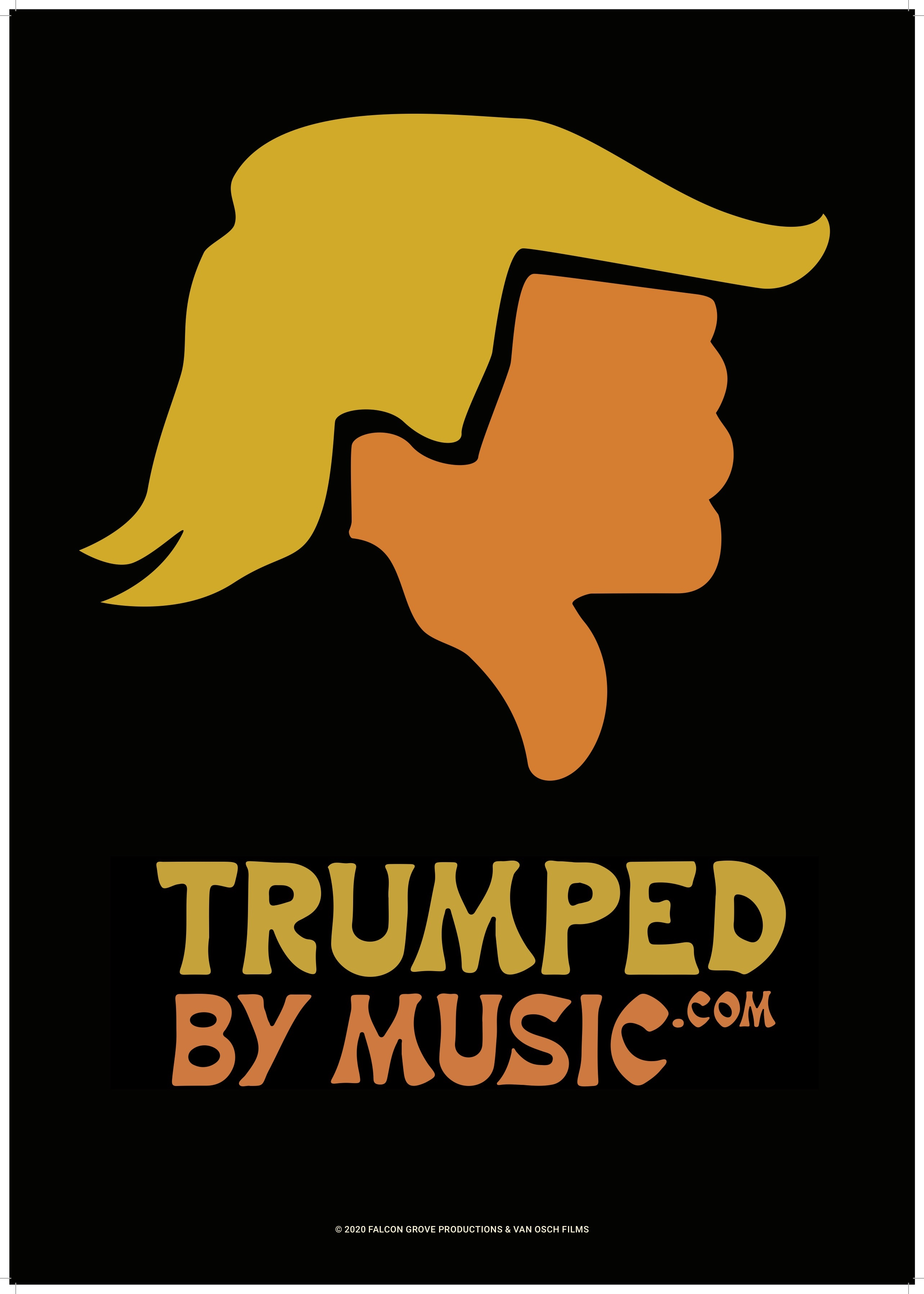TRUMPED BY MUSIC, Online Documentary Series (in production)